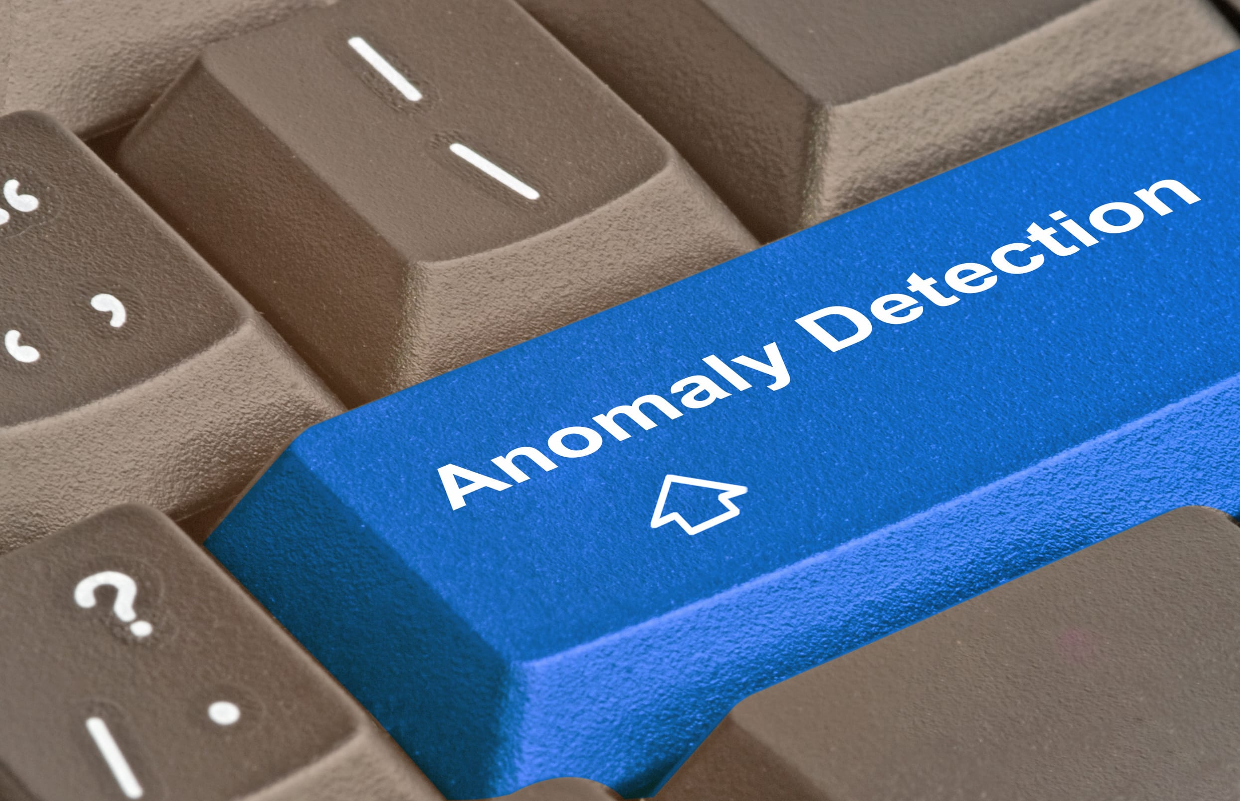 hot keys for Anomaly Detection