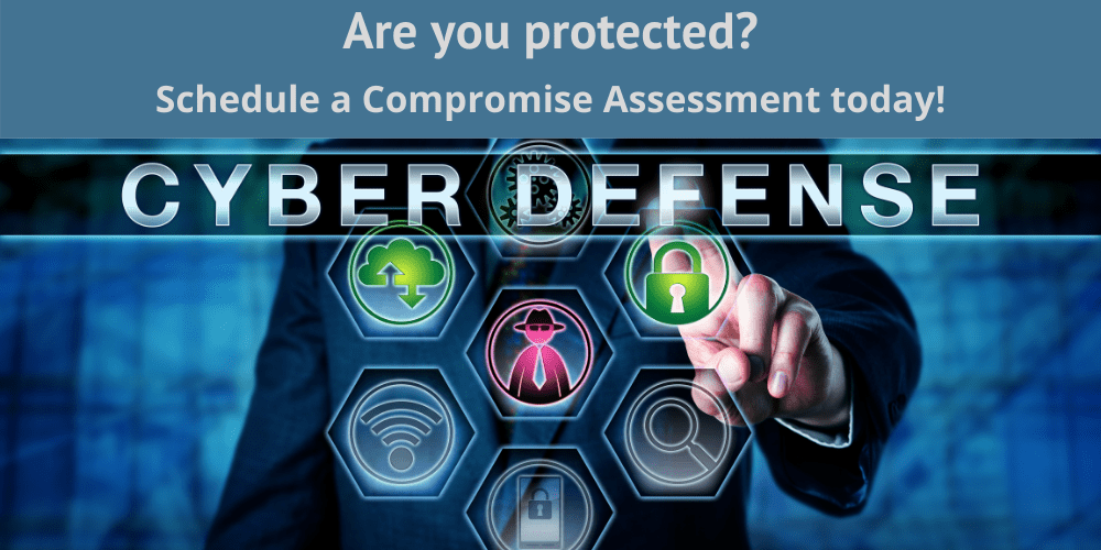 cybersecurity, compromise assessment, cyberdefence